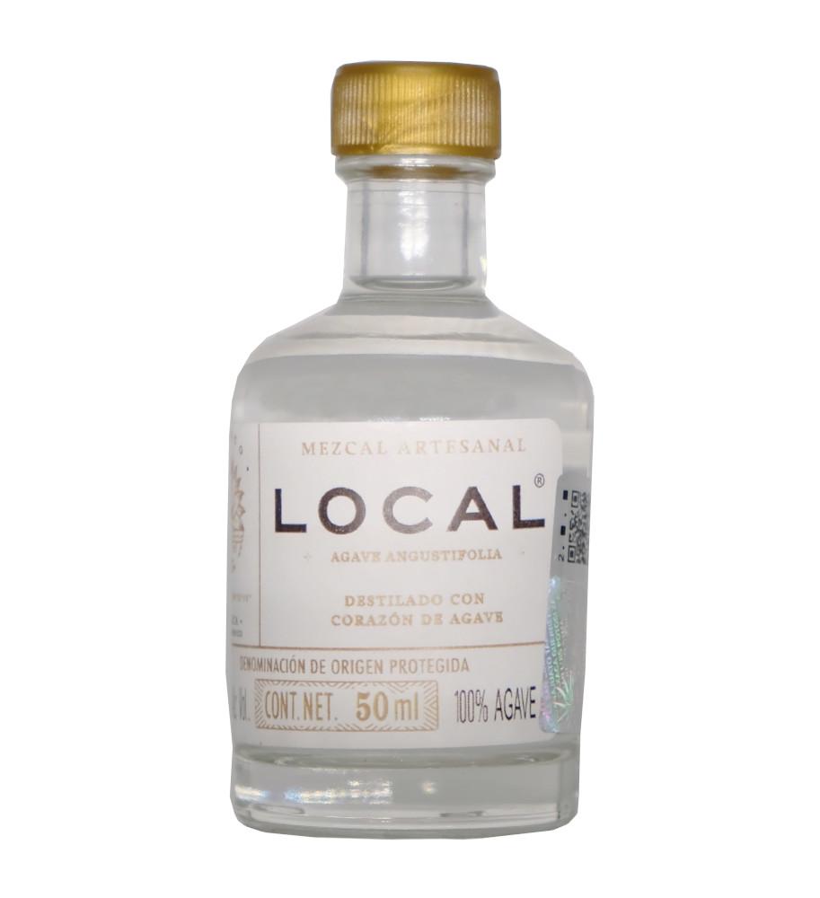 Mezcal Local Miniatur kaufen