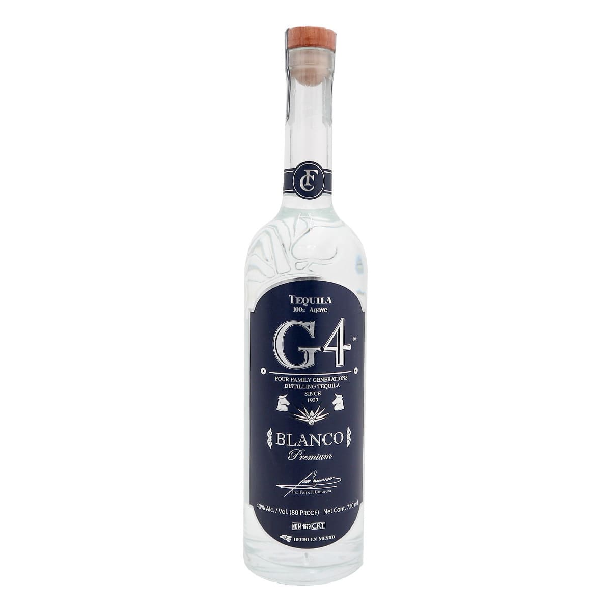 G4 Blanco Tequila bestellen