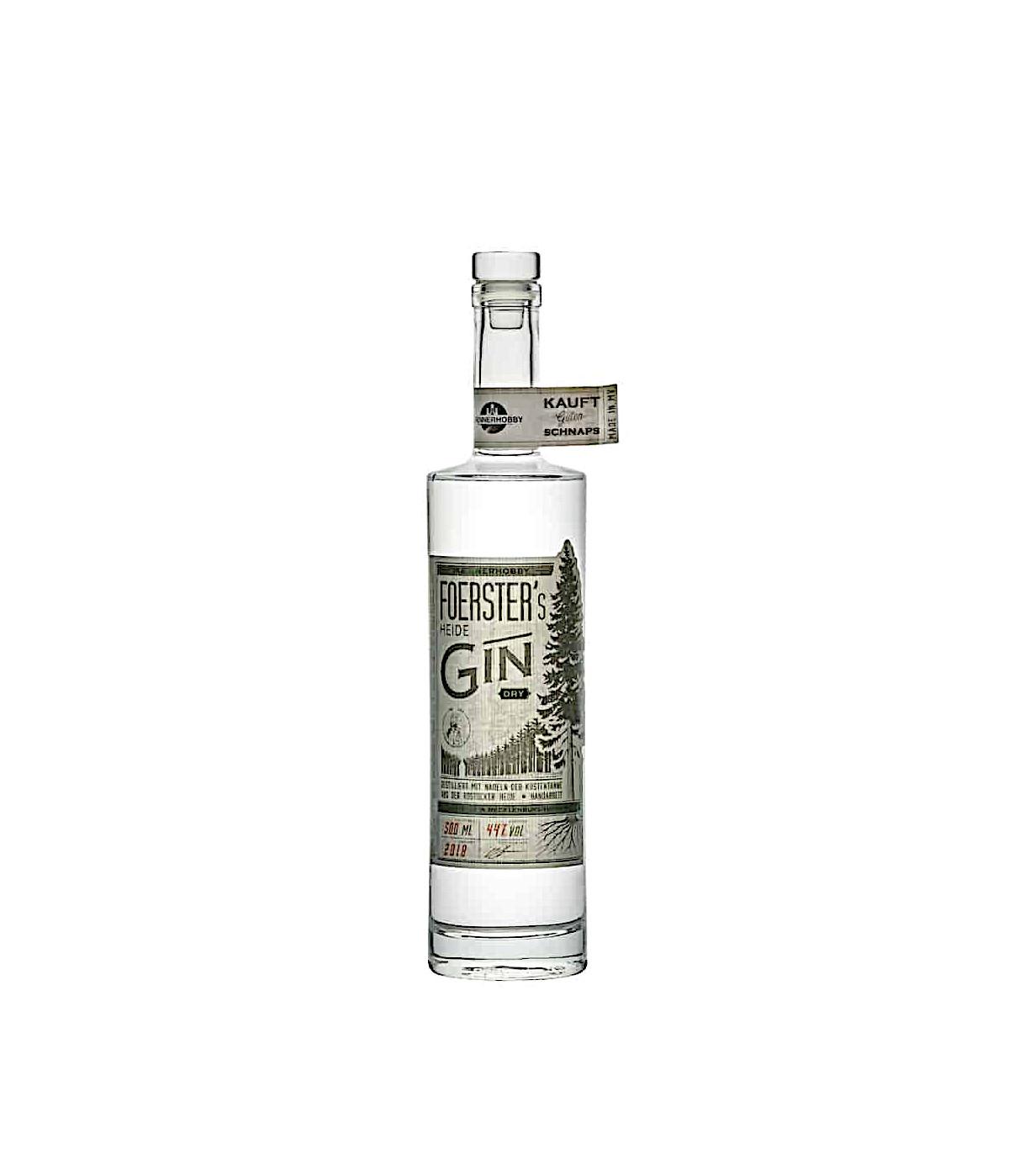 Foerster's Heide Gin online als Geschenk kaufen