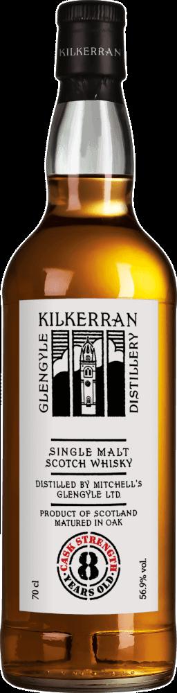 Kilkerran 8 Jahre Whisky