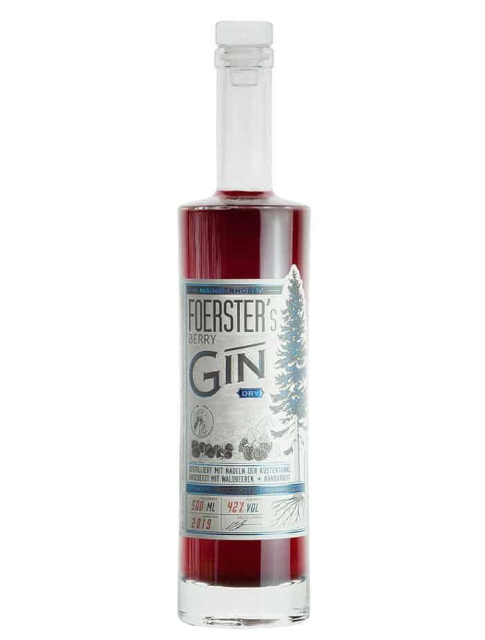 Foerster's Berry Gin bestellen