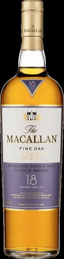 Macallan Fine Oak 18 Whisky