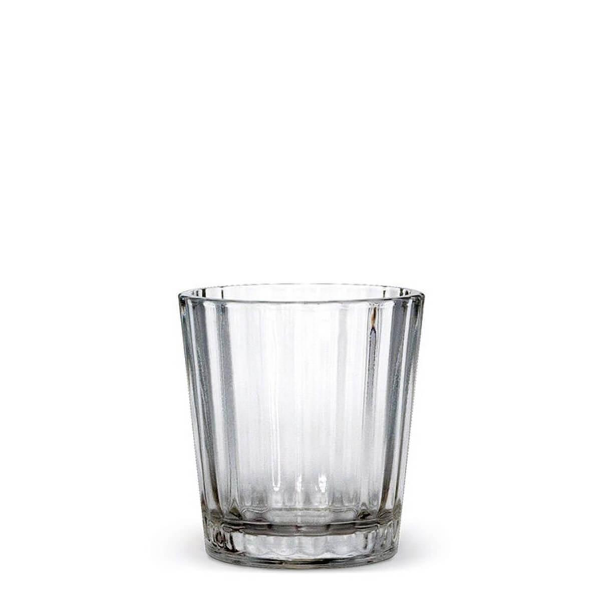 Veladora Glas dür Mezcal und Tequila